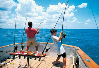 Best deep sea fishing charters in tybee island ga 17th for Deep sea fishing savannah ga