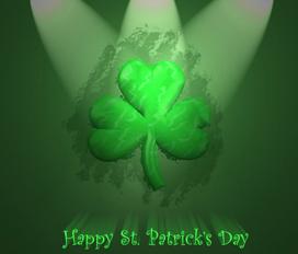 St Patricks Day on Tybee Island
